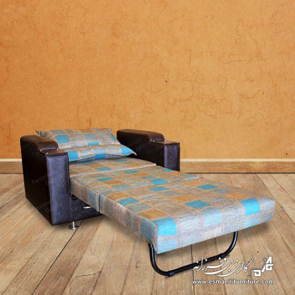 مبل تختخواب شو مدل T۱۰۶ ,مبل تختخواب شو,کاناپه تختخوابشو,مبل تخت شو,تختخواب شو,مبل تختخوابشو