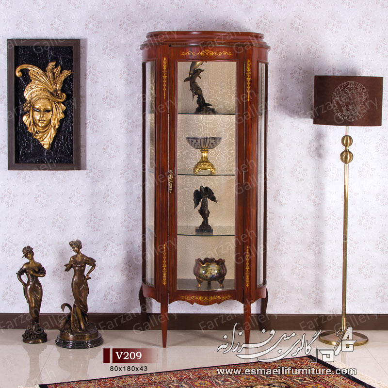 ویترین,بوفه ویترین,ویترین معرق,بوفه ویترین معرق,ویترین تمام شیشه,ویترین صندوق دار,ویترین چوبی