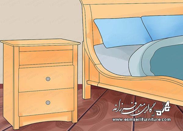 چگونه مبلمان اتاق خواب خود را چیدمان کنیم؟