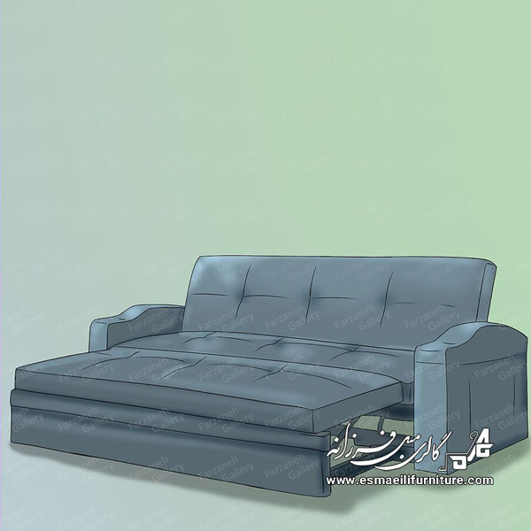 چگونه یک مبل تختخواب شو انتخاب کنیم؟ - تصویر 4